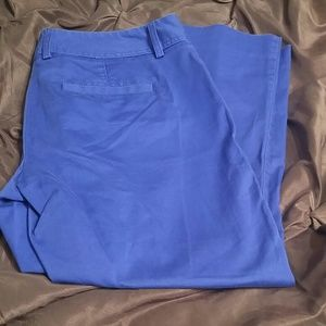 Express capris/cropped pants